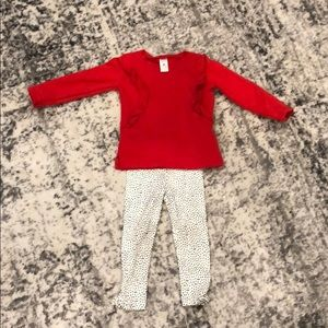 ❤️ Carter's fleece set ❤️